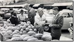 1958 Farmers' Market Alemany Boulevard