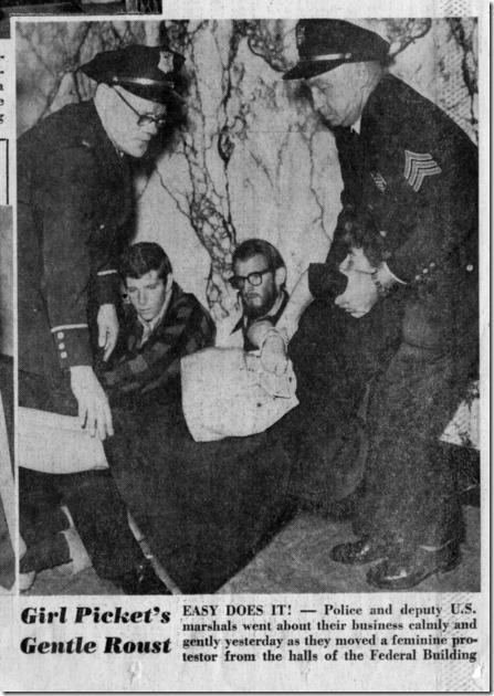 1962 06 9 SF Ex Girl Picket's Gentle Roust