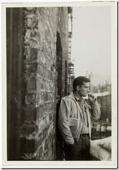 Jack Kerouac fire escape 1
