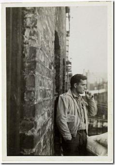 Jack Kerouac fire escape 1